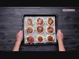 Как приготовить выпечку с кабачками - Рецепты от Со Вкусом