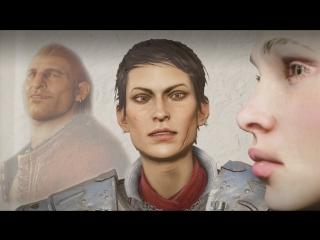 Dragon Age: Inquisition. Чужак — Варрик разыграл Кассандру