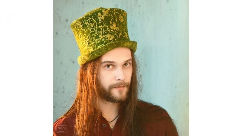 Clover Hat by Rybry Tales