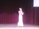 Сафина Зарина районный тур фестиваля Без бергэ