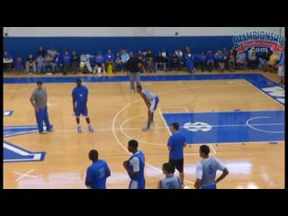 Learn kentucky's keys to individual defense! - basketball 2015 #24
