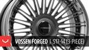 Vossen Forged   S17-14 3-Piece Wheel