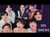 [RUS SUB][180603] BTS SBS 8NEWS