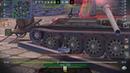 WoT blitz, ИС-5, IS-5, Рядовой бой под разными углами обзора (без комментариев)