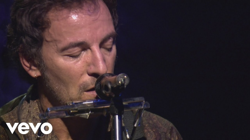 Bruce Springsteen The E Street Band - Empty Sky (Live In Barcelona)