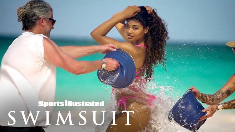 Inside Danielle Herrington's 2018 Cover Shoot 'Juicy Butt' In Bahamas Sports Illustrated Swimsuit