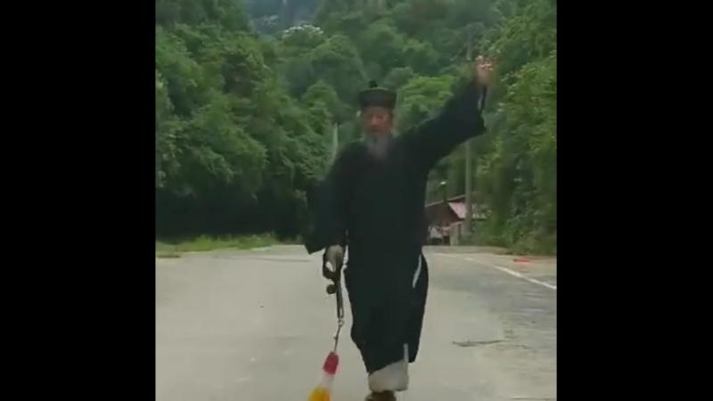 Даос с мечом Цзянь | Ушу| Кунг-фу