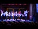 Танец с папами. Лиски, Воронежская область