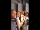 23.05 O ator Daniel Ezra, publicou esse video em seu Instagram Stories onde o @ReallyCody aparece junto ao elenco de All America