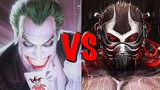 The Joker vs Bane THE RAP BATTLE Extended + Remastered