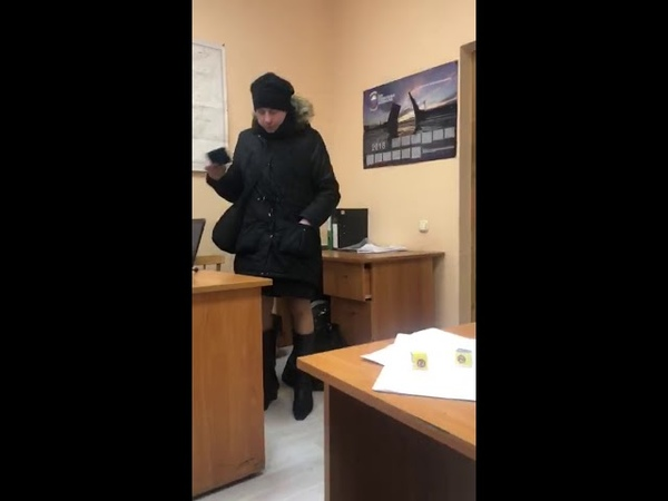 Случай в полицейском участке