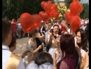 Последний звонок прозвенел для учащихся школ г. Комсомольское