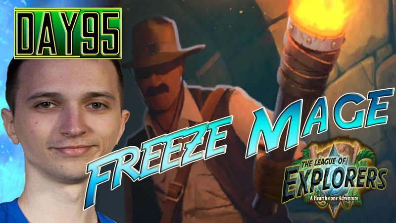 Neirea LoE [Day 95] Freeze Mage with Forgotten Torch - S23