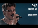 A-ha - Take on Me Unplugged sub Español lyrics