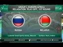 Davis Cup 2018 RUS BLR Day2 IVASHKA