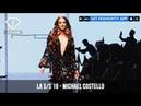 Los Angeles Fashion Week S/S 19 - Art Hearts Fashion - Michael Costello   FashionTV   FTV