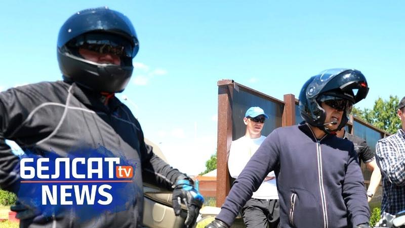 На ногу защитницы Куропат Нины Багинской наехали мотоциклисты