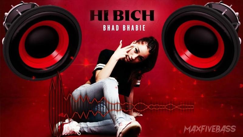 CAR MUSiC BHAD BHABIE Hi Bich MIDAS Remix BASS BOOSTED