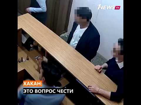 Briefly - Жестокое убийство мужем жены попало на камеру