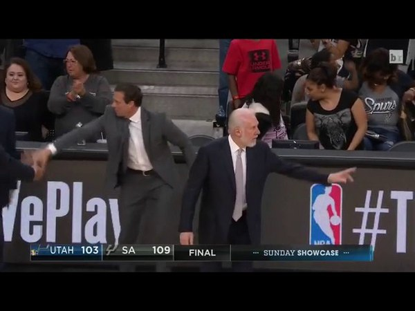 Gregg Popovich And Quin Snyder Copy Each Other Without Realizing