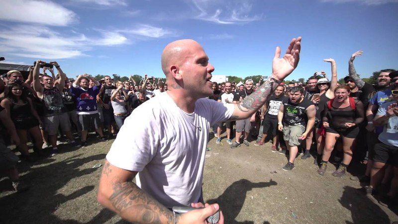 THE BRONX - LIVE AT RIOT FEST CHICAGO 2016