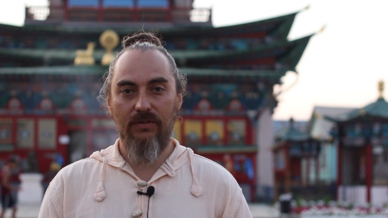 Хамбо-лама Итигэлов | Приглашение