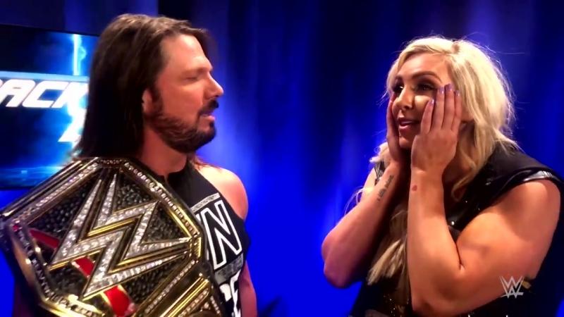 AJ Styles Charlotte Flair And True Money Gear Up For WWE MMC Season 2