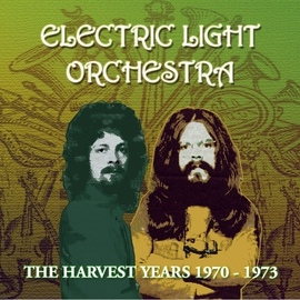 Electric Light Orchestra альбом The Harvest Years 1970-1973