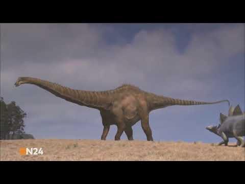 Мир после динозавров Конец света 1 я серия