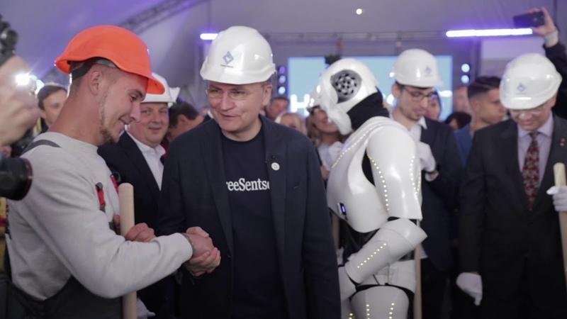 У Львові стартувало будівництво ІТ Park, де буде створено 14 тис нових робочих місць