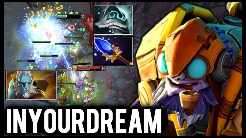 Inyourdream Fap Hand Tinker is Back - Shiva Perfect Build to Counter PL