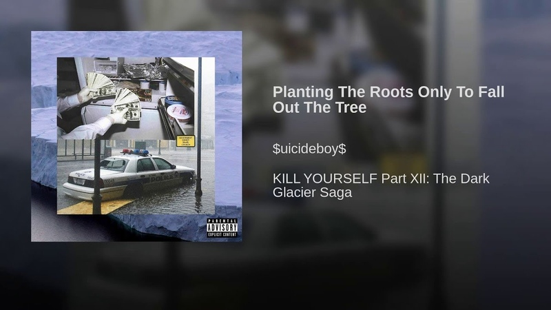 $UICIDEBOY$ — PLANTING THE ROOTS ONLY TO FALL OUT THE TREE / ПЕРЕВОД НА РУССКИЙ / BLACKVOID