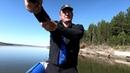 Рыбалка на джиг и ловля на блесну в корягах на большой реке / AikoLand TV