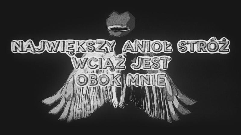 PAWEŁ DOMAGAŁA - Najgrubszy Anioł Stróż (Official Lyric Video)