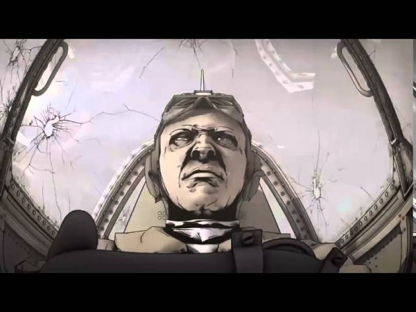 Iron Maiden - Paths of Hate Tailgunner Aces High