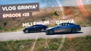 🔥 Реванш BMW 330i vs Toyota Camry 3.5 | Grinya vs Millenium | Драг-рейсинг