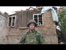 Военнослужащие ВС ДНР оказали помощь раненому мирному жителю