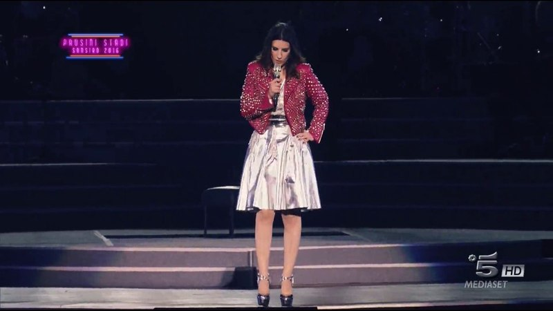 Laura Pausini - Invece No - Live San Siro 2016