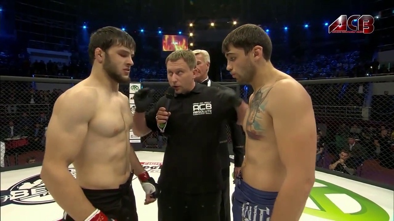 ACB 10 Salamu Abdurahmanov vs. Oleg Zinoviev