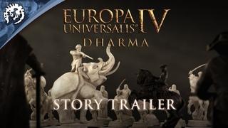 Europa Universalis IV: Dharma - Release Date / Story Trailer