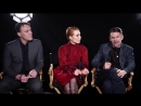 Tribeca Film Festival 2018: Deadline's Stockholm Interview