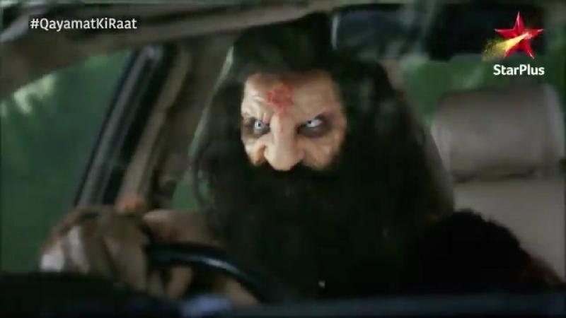 Watch Out! Everything is not what it seems - QayamatKiRaat, Sat-Sun at 7pm. - @vivekdahiya08 @KARISHMAK_TANNA