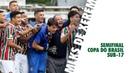 FluTV - Sub-17 do Flu bate Palmeiras nos pênaltis e está na final da Copa do Brasil