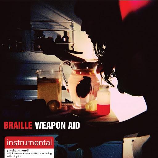 Braille альбом Weapon Aid (Instrumentals)