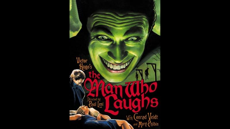 Человек который смеется The Man Who Laughs (1928)