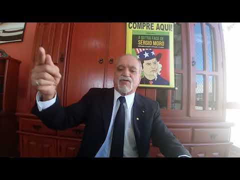O MTST provou que o juiz Sérgio Moro é mentiroso farsante e Corrupto