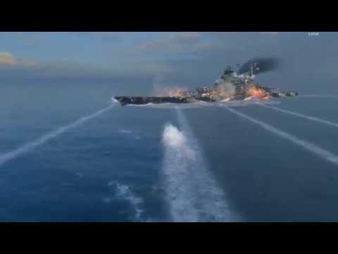 Ария Машина смерти Фан-видео по игре World of Warships