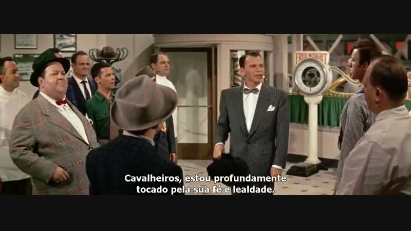 Eles e Elas 1955 Leg com Marlon Brando, Jean Simmons, Frank Sinatra
