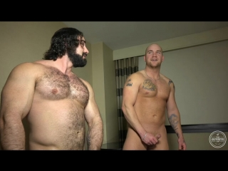 Гей секс порно hairy bear медведи junior and jaxton wheeler flip fuck bts