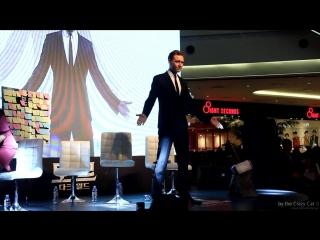 Том Хиддлстон /Tom Hiddleston Dance Korea